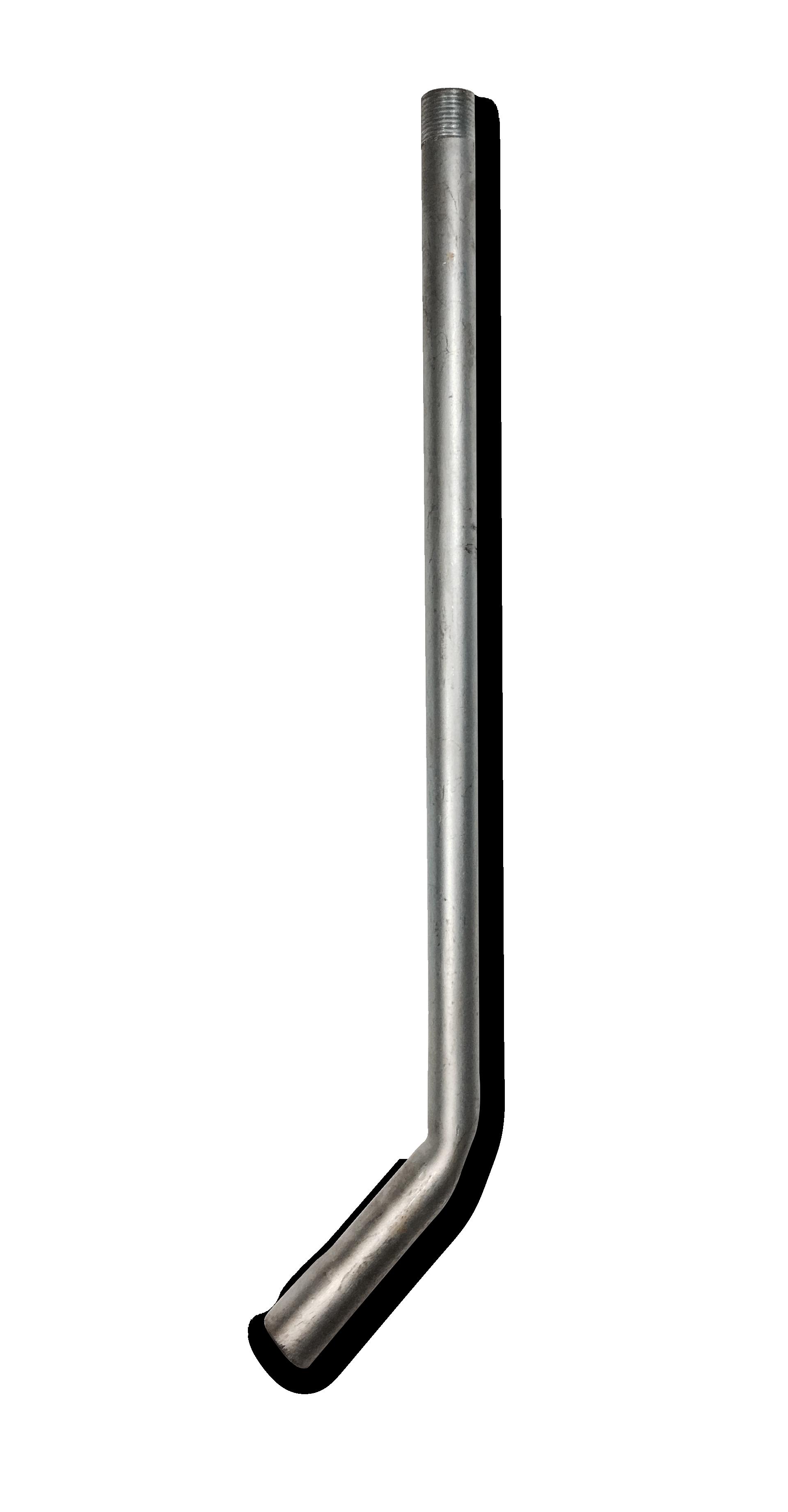 Conector inox simples fixo